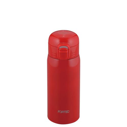 フォルテック ワンタッチ栓スーパーライトマグボトル350ml(レッド)