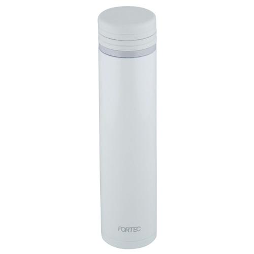 フォルテック スリムマグボトル400ml(ホワイト)