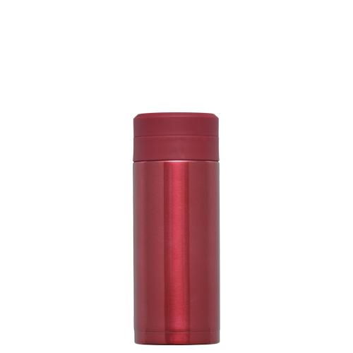 オミット スクリュー栓スリムマグボトル200ml ホワイト