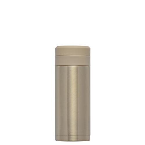 オミット スクリュー栓スリムマグボトル200ml ゴールド