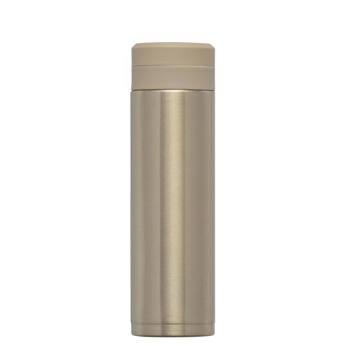 オミット スクリュー栓スリムマグボトル300ml ゴールド