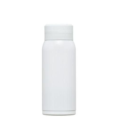 オミット スクリュー栓スリムマグボトル350ml ホワイト