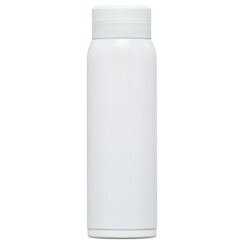 オミット スクリュー栓スリムマグボトル500ml ホワイト