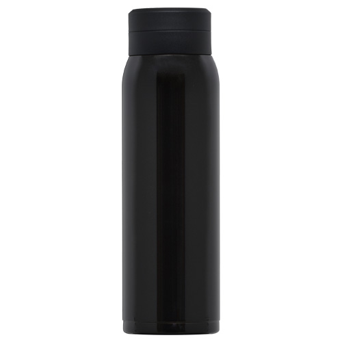 オミット スクリュー栓スリムマグボトル500ml ブラック