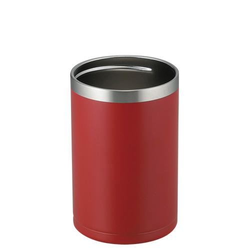 フォルテック 缶クールキーパー350ml缶用 アースレッド