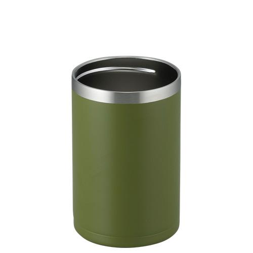 フォルテック 缶クールキーパー350ml缶用 フォレストグリーン