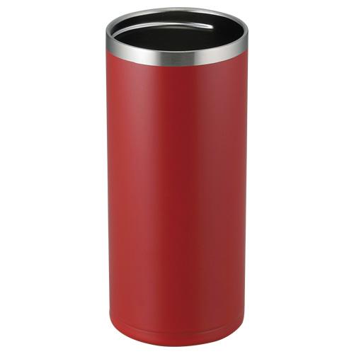 フォルテック 缶クールキーパー500ml缶用 アースレッド