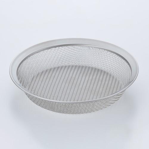 la base(ラバーゼ) ステンレス浅型ざる(小)15cm