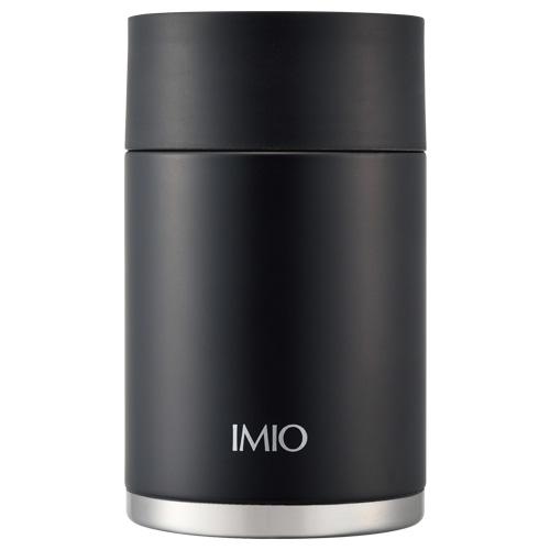IMIO(イミオ) コンパクトランチポット300ml(ブラック)