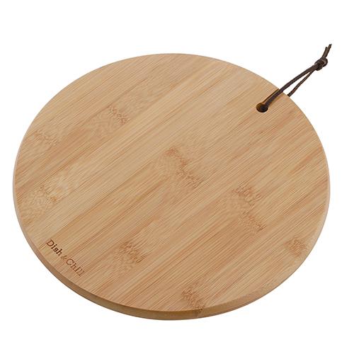 バンブー鍋敷き(丸型)