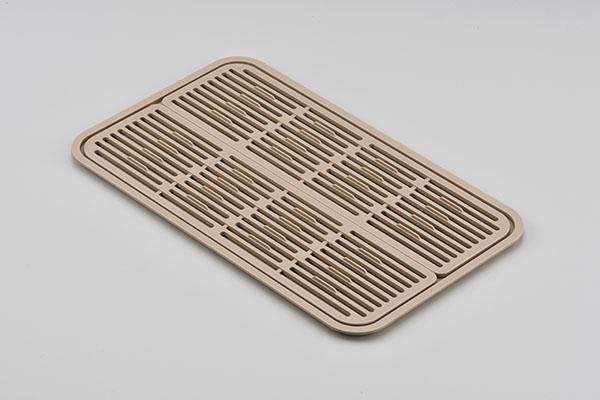 YOHAKU(ヨハク)シンクオン シンプルグラストレイ ショコラ