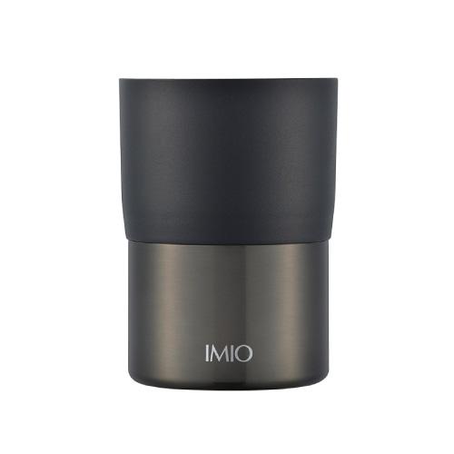 IMIO(イミオ) コンパクト缶ホルダー0.8L(ブラック)