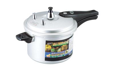 ショーター アルミ圧力鍋