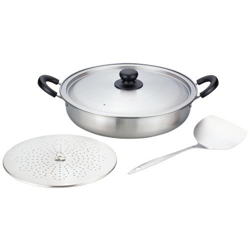 dancyu(ダンチュウ) ステンレス煮魚鍋30cm