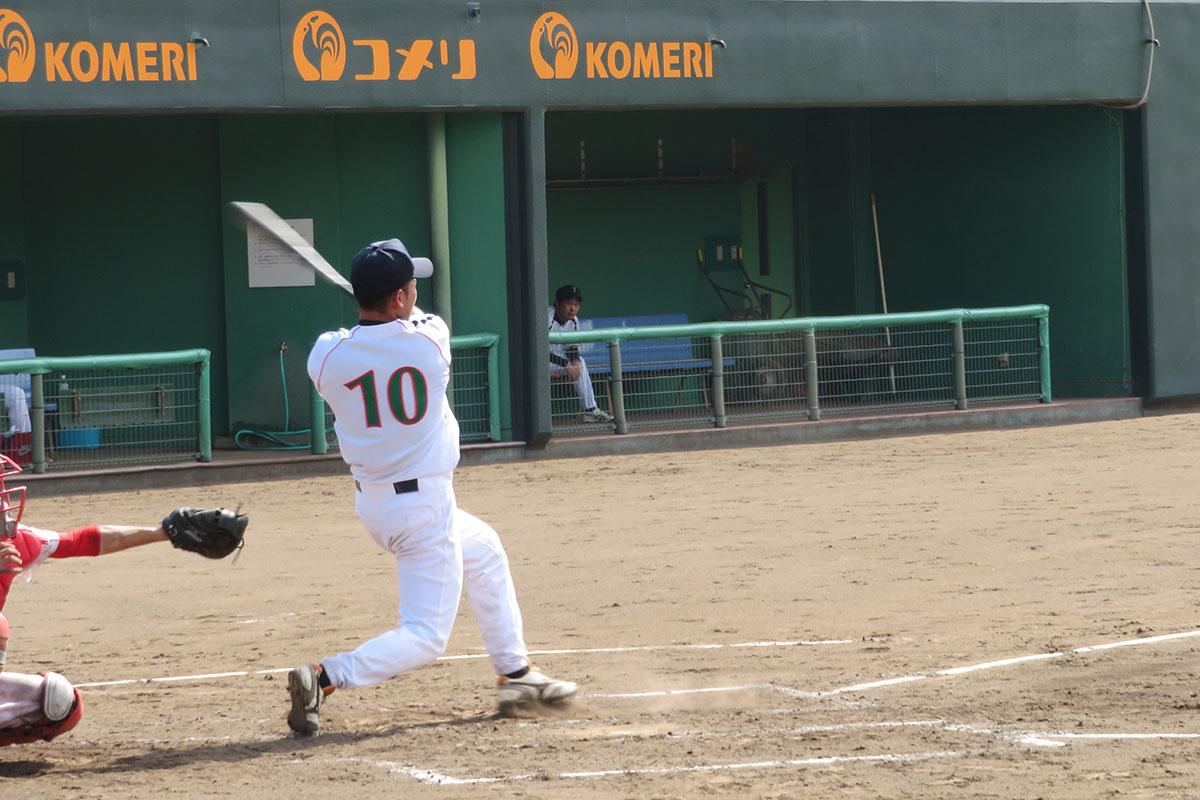 和平フレイズ野球クラブ 平成30年度三条野球連盟会長杯大会B2クラス 決勝戦