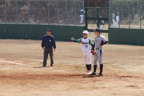 第41回東日本軟式野球大会(2部)新潟県予選会の模様