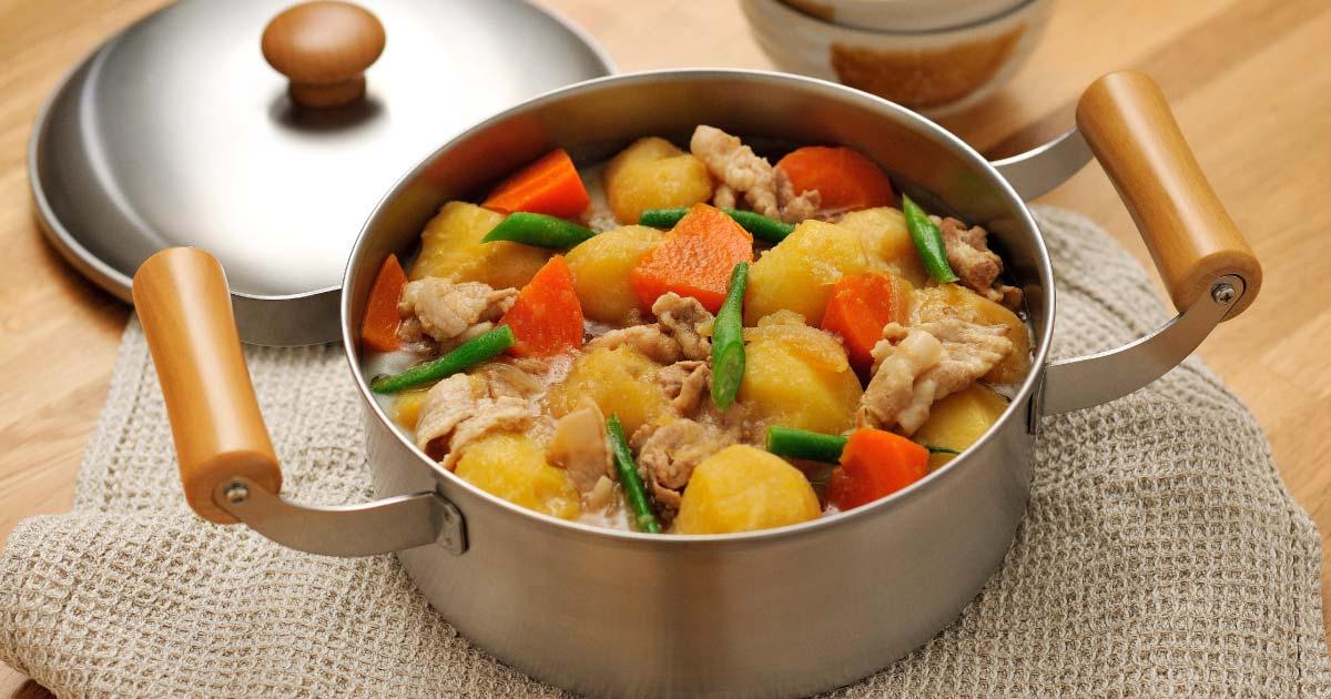 千歳(ちとせ)ステンレス鍋