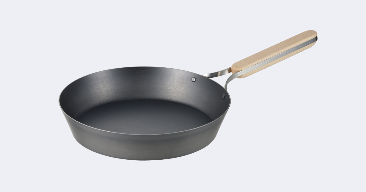 enzo(エンゾウ) 鉄フライパン