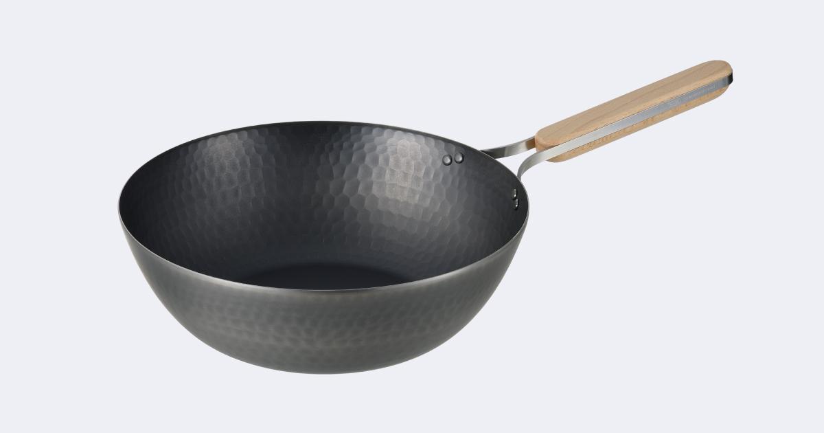 enzo(エンゾウ) 鉄中華鍋
