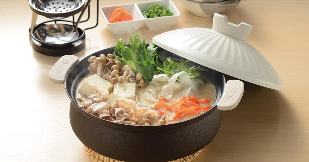 本格派の鍋を手軽に美味しく楽しめる「いい和」シリーズが新登場