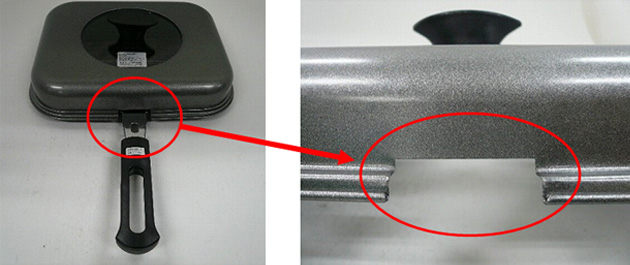 焼きづつみIH対応窓付ロースターのご使用についてのお知らせ