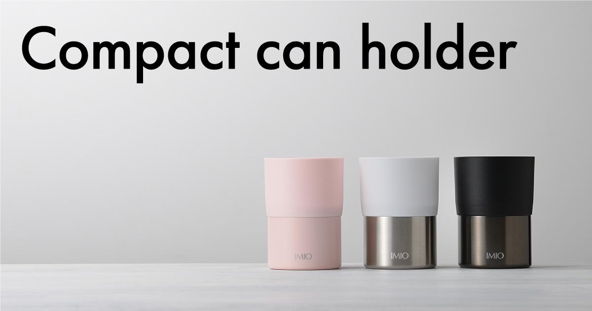 IMIO(イミオ) コンパクト缶ホルダー