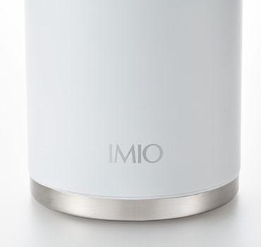IMIO(イミオ) コンパクトランチポット 実用性を備えたデザイン