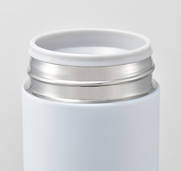 IMIO(イミオ) コンパクトランチポット 滑らかな樹脂製飲み口