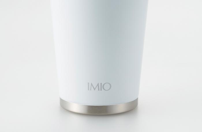 IMIO(イミオ) デスクタンブラー 耐久性もあり、高品質なステンレス製