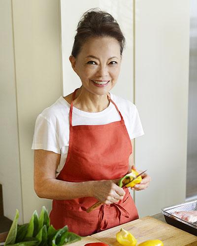 料理研究家 有元 葉子先生
