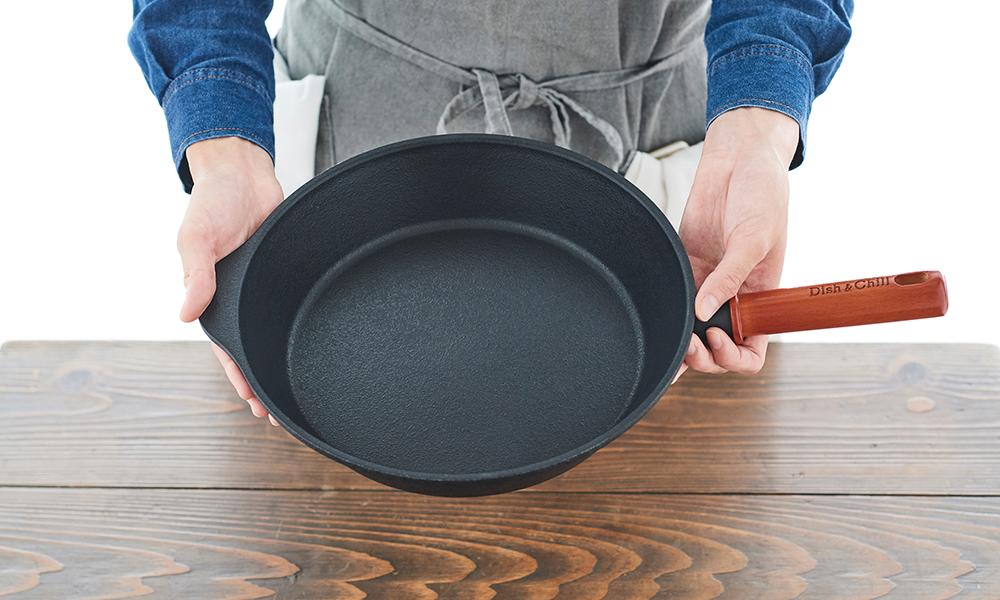 Dish&Chill(ディッシュアンドチル) IH対応オンザテーブルパン