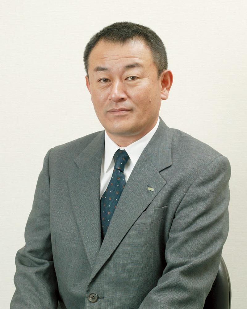 代表取締役社長 和平 稔夫