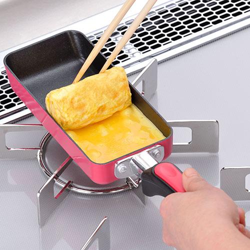 かちこれミニロング玉子焼 使い方