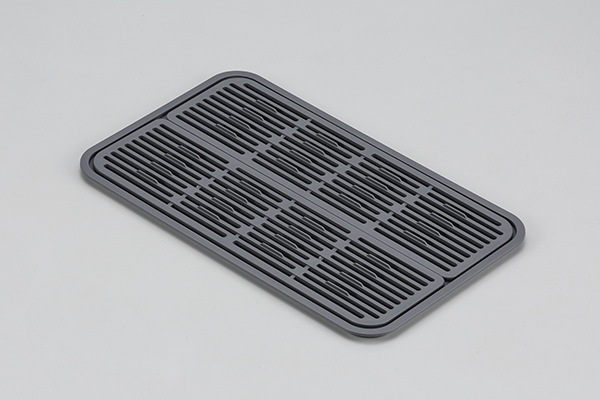 YOHAKU(ヨハク)シンプルグラストレイ ライトグレー