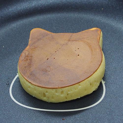 厚焼きパンケーキ 完成図
