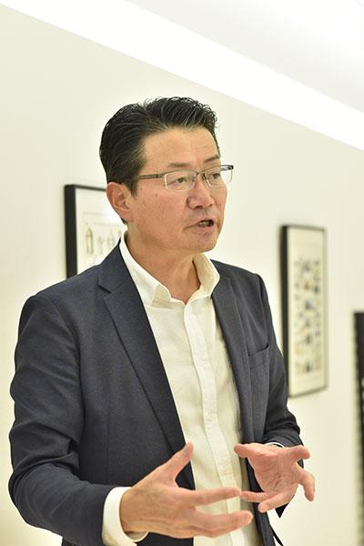 和平フレイズ株式会社代表取締役社長 林田雅彦