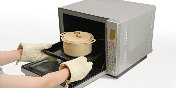 オーブンを活用!クックシェア