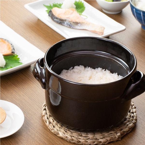 【おもてなし和食】炊飯土鍋