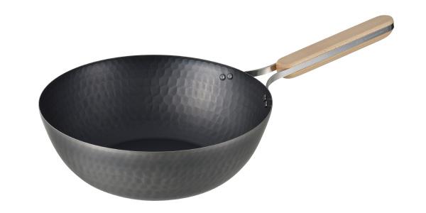 【enzo】鉄中華鍋