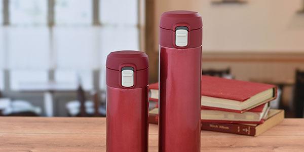 人気のワンタッチ栓に抗菌性能をプラスしたマグボトル オミット ワンタッチ栓マグボトル