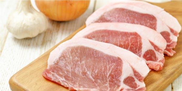 ビタミンB1が豊富な豚肉
