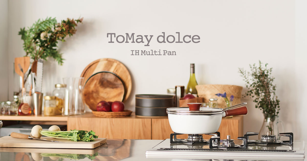ToMay dolce(トゥーメイ ドルチェ) マルチパン