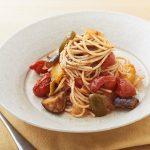 アレンジレシピ 彩り野菜の冷製カッペリーニ