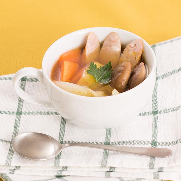 アレンジレシピ グラタンスープ