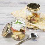 アレンジレシピ スイートポテト&ドライフルーツサラダ
